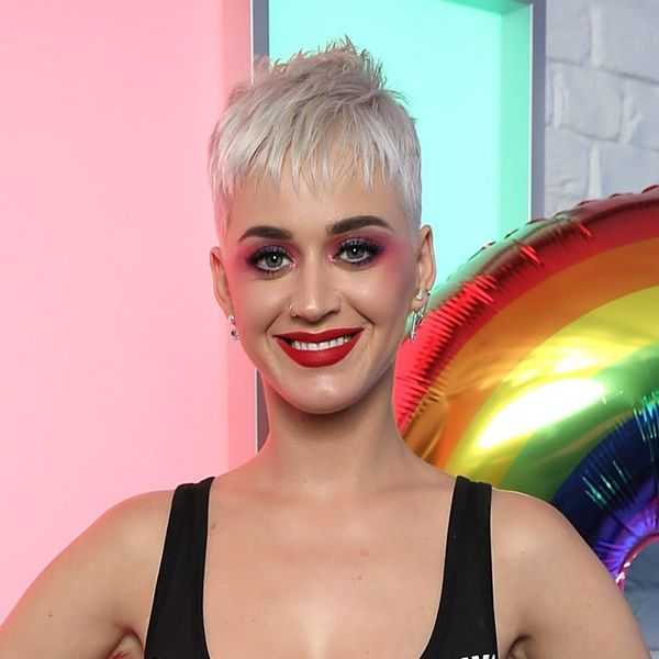 Katy Perry Just Wore the Most Naked Bodysuit We've Seen All Year