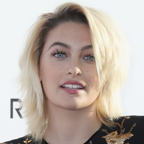The Special Meaning Behind Paris Jackson's New Tattoo Will Hit You Right in the Feels