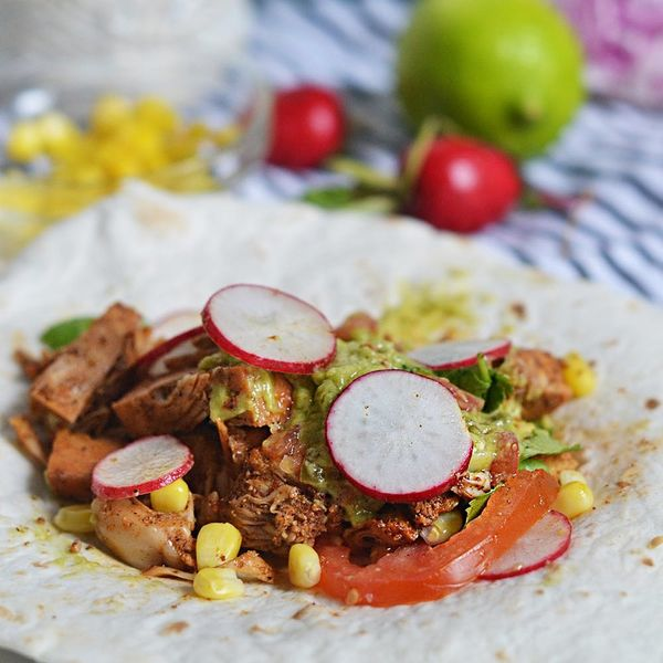 These Jackfruit Tacos Are a Must-Try for Meatless Mondays