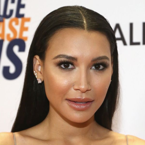 Here's Why People Think Naya Rivera and David Spade Have Called It Quits