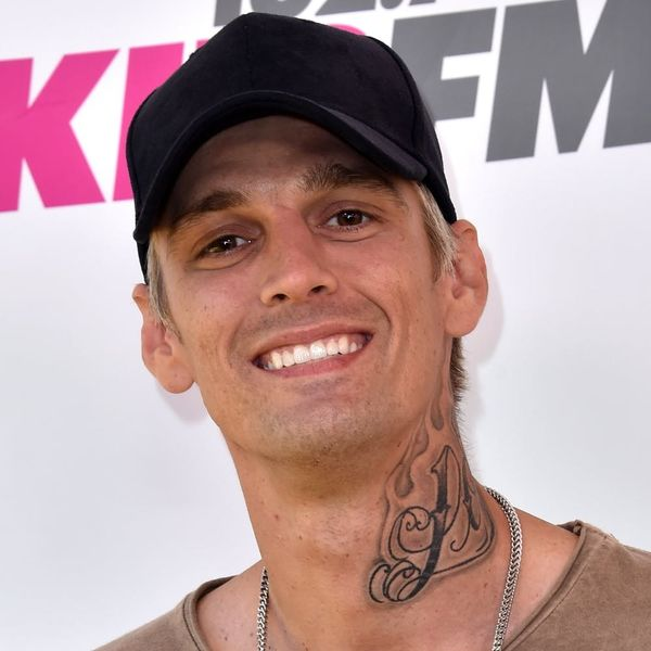 Aaron Carter Is Here to Remind Us All That Body Shaming Affects Men Too