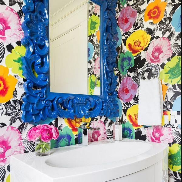 11 Bold and Beautiful Kate Spade New York-Inspired Bathroom Ideas