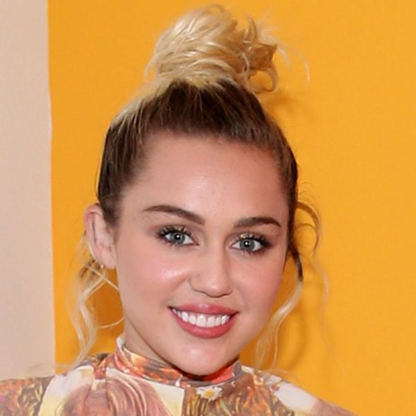 Miley Cyrus Got an Adorable Tiny Tattoo of Her Dog