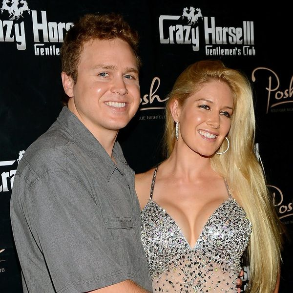 """Spencer Pratt and Heidi Montag Will Teach Their Baby What They """"Shouldn't Have Done"""""""