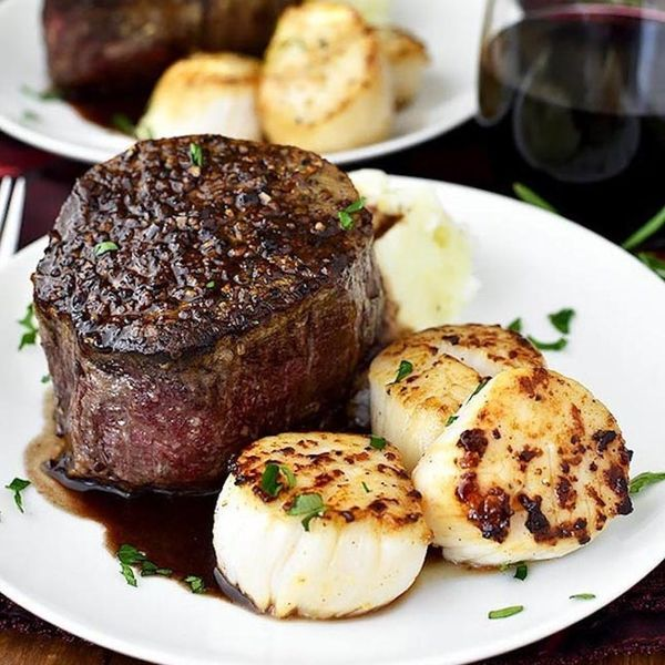 11 Surf + Turf Recipes for a Romantic Summer Date Night