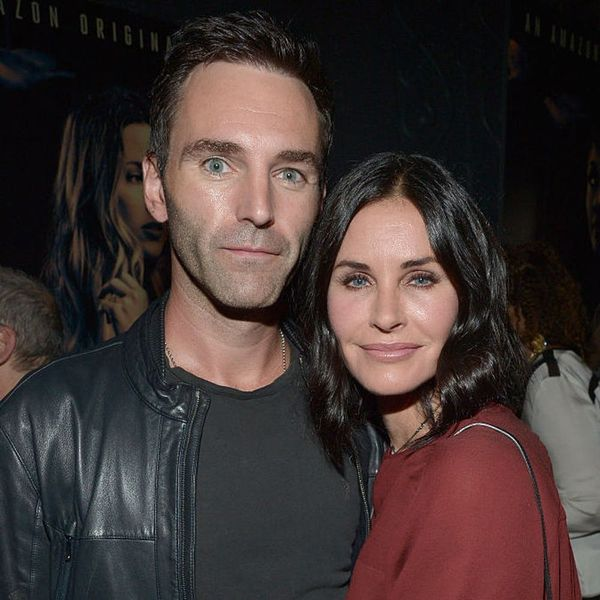 """Courteney Cox """"Would Love to"""" Have a Baby With Johnny McDaid"""