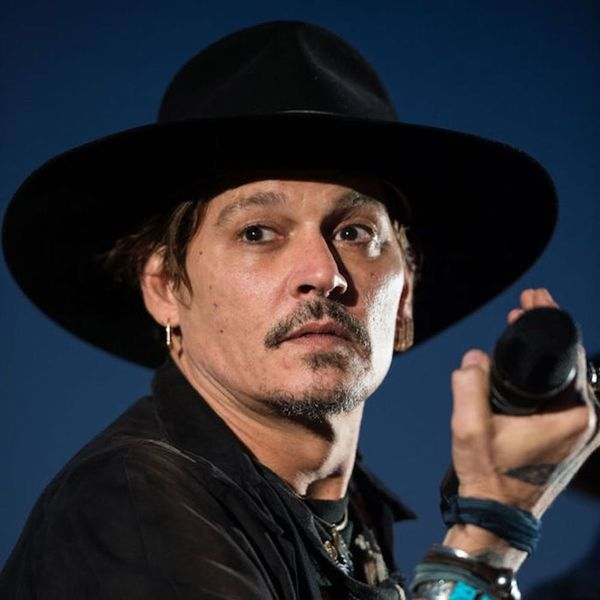 Morning Buzz! Johnny Depp Sparks Controversy With Trump Comments + More
