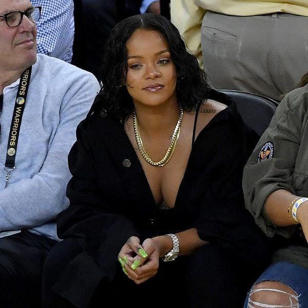 Rihanna DM'd a Fan Breakup Advice and It's the BEST