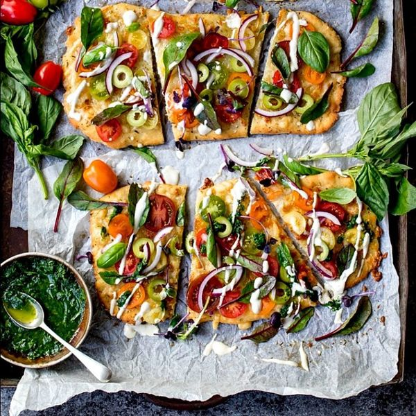17 Sunny Day Flatbreads and Pizzas for Summer