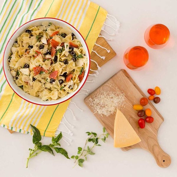Make This Pizza Pasta Salad for Your Next Summer Picnic