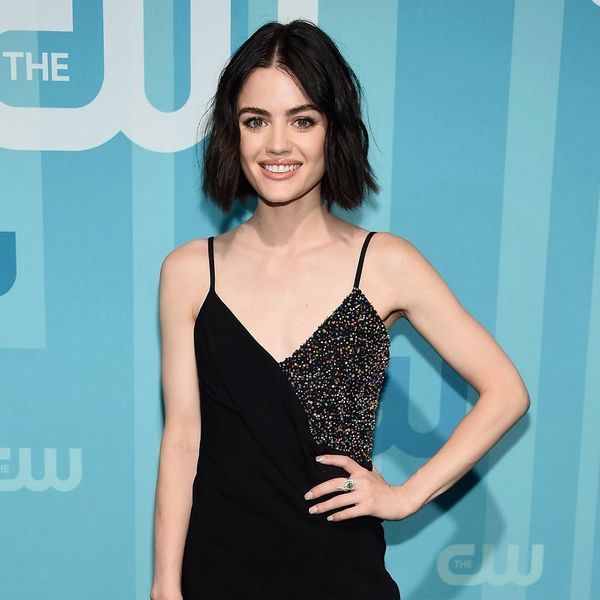 """Lucy Hale Apologizes for Body-Shaming Herself, Says She's Her Own """"Worst Enemy"""""""