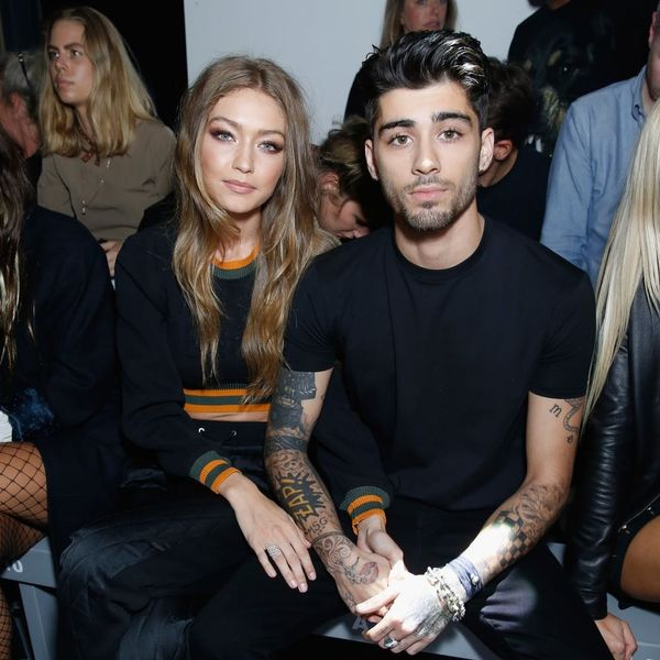 This Is the Awesome One-Liner Gigi Hadid Used to Break the Ice on Her First Date With Zayn Malik