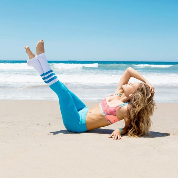 5 Moves to Sculpt Your Gorgeous Lower Abs