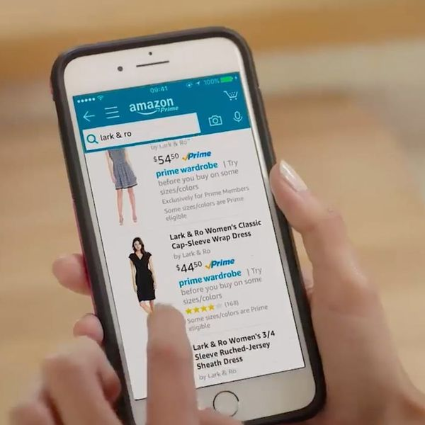 Amazon Prime Wardrobe Lets You Try on Clothing at Home Without Buying a Thing