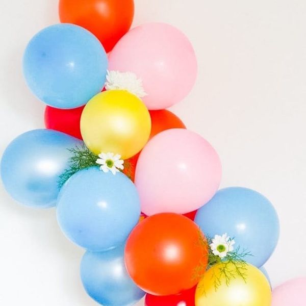How to DIY a Balloon Arch for Your Next Bash