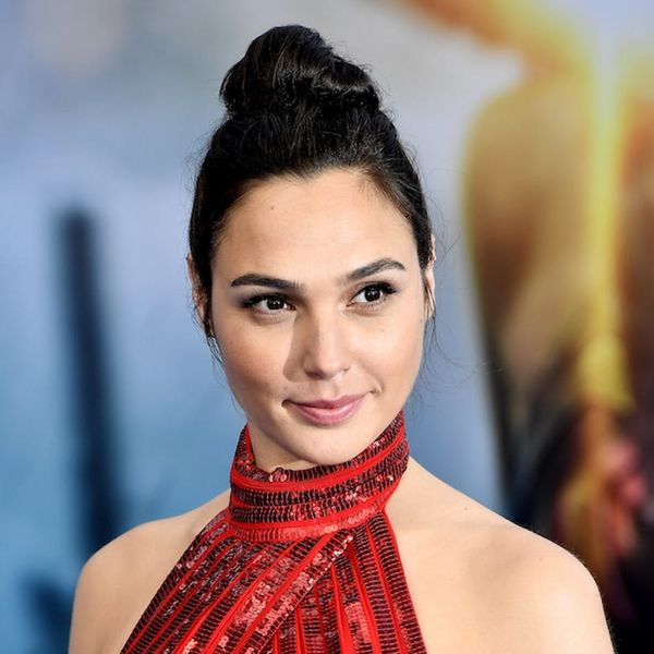 This Is Gal Gadot's Reported Salary for Playing Wonder Woman