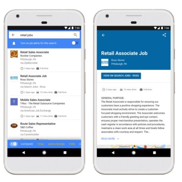 This New Google Feature Makes Job-Hunting a Breeze