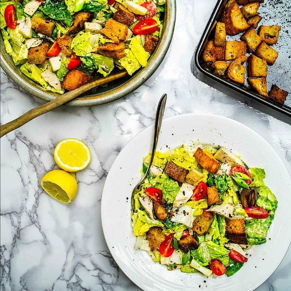 13 Bountiful Vegan Salads to Devour for This Summer's Meatless Monday