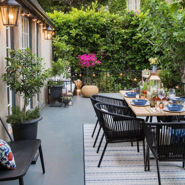 Emily Henderson's Target Patio Makeover Will Give You Major Decor Inspo