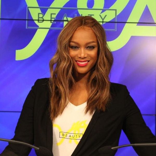 Tyra Banks Shared the First Photo of Her Son York for a Very Special Reason