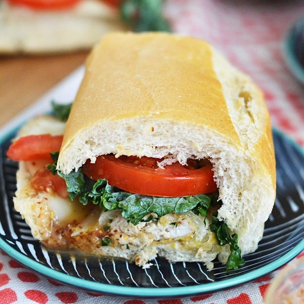 Treat Your Dad to Our Delicious Chicken Finger Sub Recipe