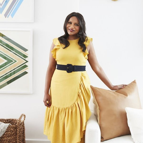 Mindy Kaling's Eclectic Apartment Makeover Just Gave Us Serious Inspo