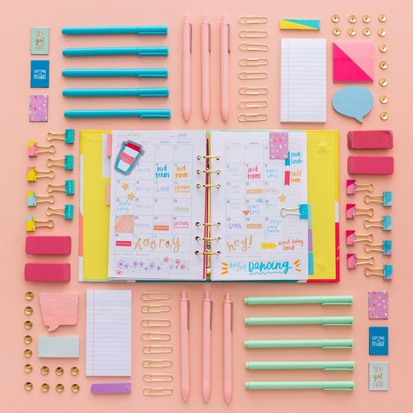 Revealing Our New Brit + Co Planners, Now Exclusively at Target!