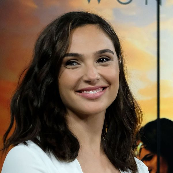 Here's What Wonder Woman Looks Like Without a Stitch of Makeup