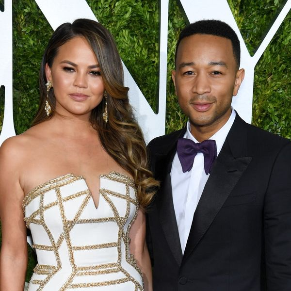 Chrissy Teigen Gushing Over John Legend on Father's Day Will Make Your Heart Burst With Joy