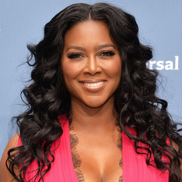 See the Pics from Kenya Moore's Island Wedding to Her Mystery Man