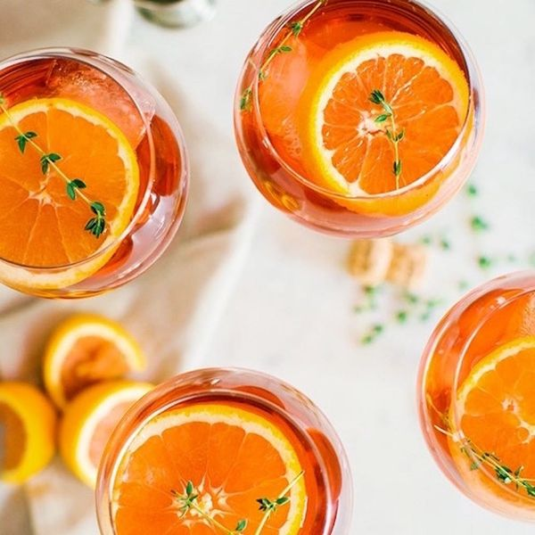 Aperol Spritzes Are Going to Be THE Drink of Summer 2017