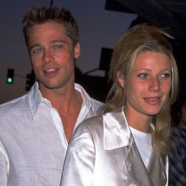 Gwyneth Paltrow Reveals If She'd Ever Get Back Together With Brad Pitt