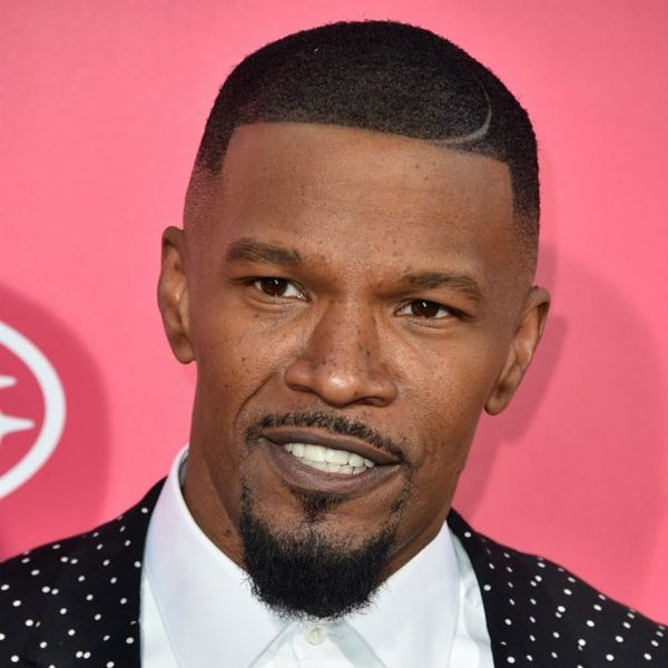Jamie Foxx Just Added to the Speculation About Beyoncé's Twins