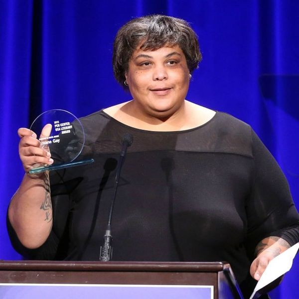 Author Roxane Gay Has Some Important Words to Say About Body Positivity