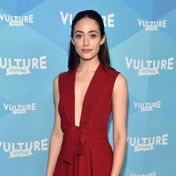 """Emmy Rossum Says She Was Asked to Wear a Bikini So a Director Could See If She """"Was Fat Now"""""""