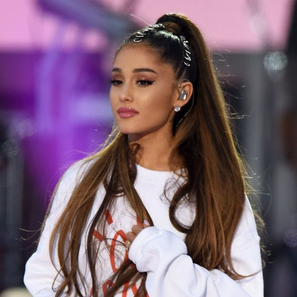 Ariana Grande Is Being Made an Honorary Citizen of Manchester