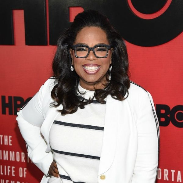 Oprah Winfrey Threw the Wonder Woman-Themed Party of Our Dreams