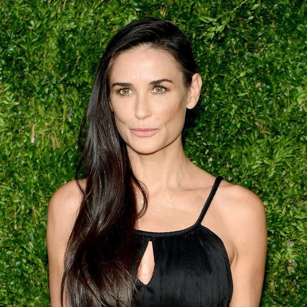Here's How Demi Moore Ended Up Missing Her Front Tooth