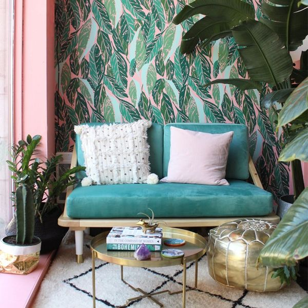 13 Ways to Use Pantone's TECH-nique Palette in Your Home