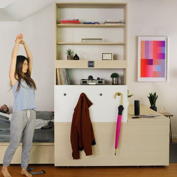 Robotic Furniture Is Here to Give Your Apartment the Futuristic Makeover It Needs