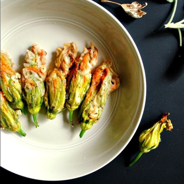 Harvest Those Squash Blossoms and Make These 11 Recipes *NOW*
