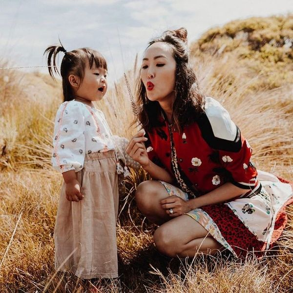 These 9 Instababes Are Giving Mommy-and-Me Dressing a Major Makeover