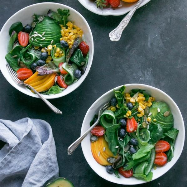 15 Vegan Salad Recipes to Serve When It's Too Hot to Cook