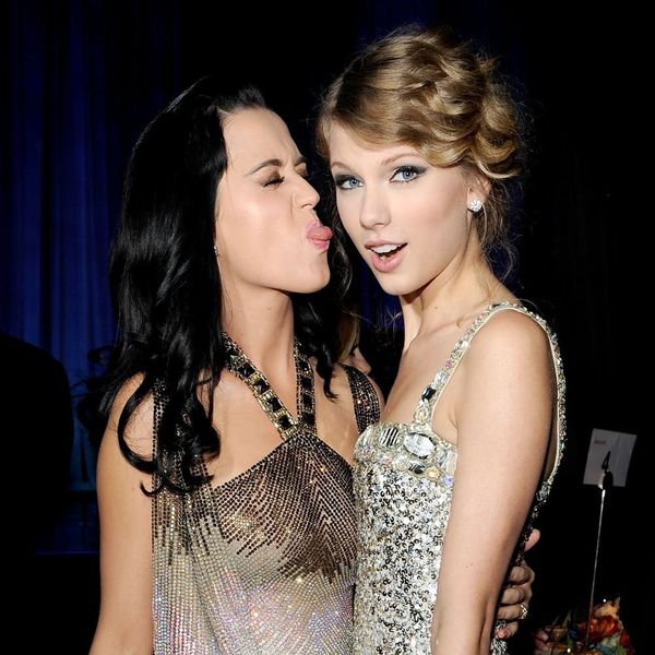 Here's How Katy Perry and Taylor Swift Went from Friends to Feuding