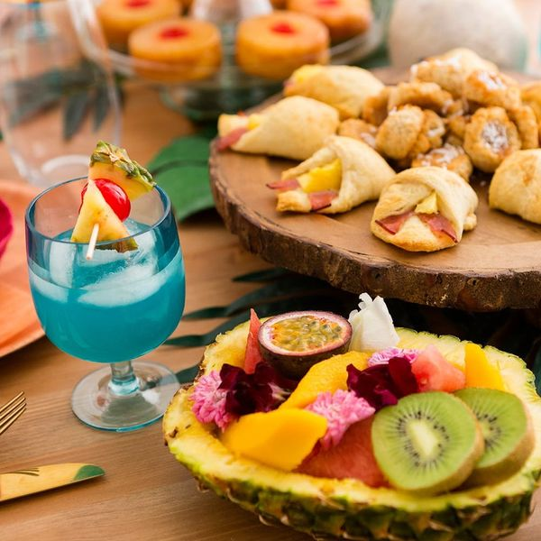 Make Way for This Moana-Inspired Boozy Brunch Recipe