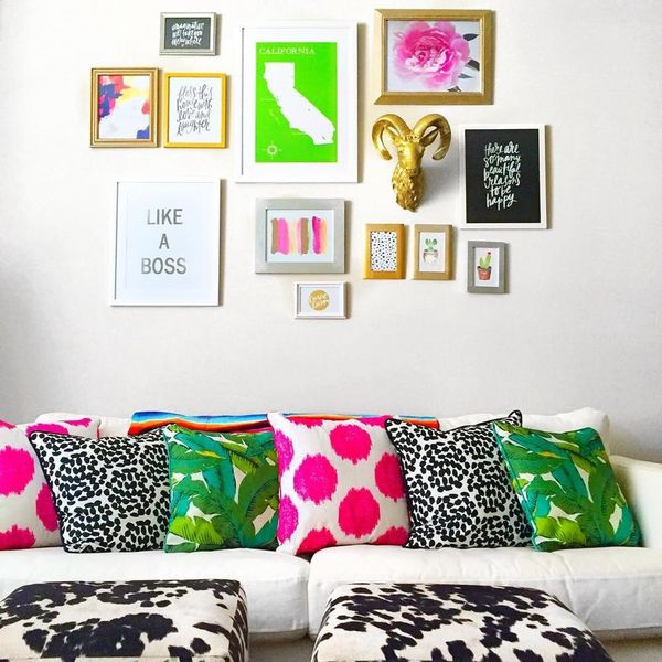 13 Kate Spade New York-Inspired Decor Ideas for Your Living Room