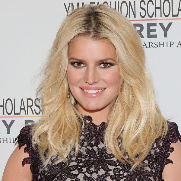 Jessica Simpson Is Giving Us Flashbacks to the Craziest Pair of Shoes We've Ever Laid Eyes On
