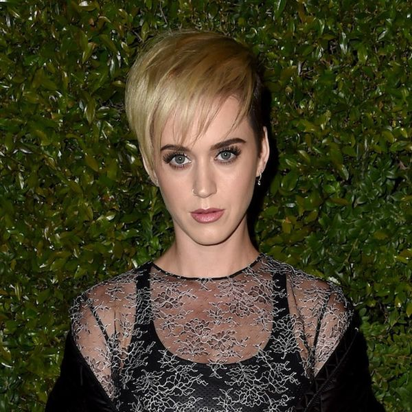 Katy Perry Just Broke Down About Her Struggles With Identity in a Live-Streamed Therapy Session