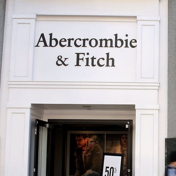 People Are NOT Here for Abercrombie & Fitch's Pride Tweet