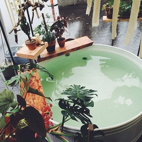 Stock Tank Pools Are the Coolest (and Cheapest!) Way to Beat the Heat This Summer